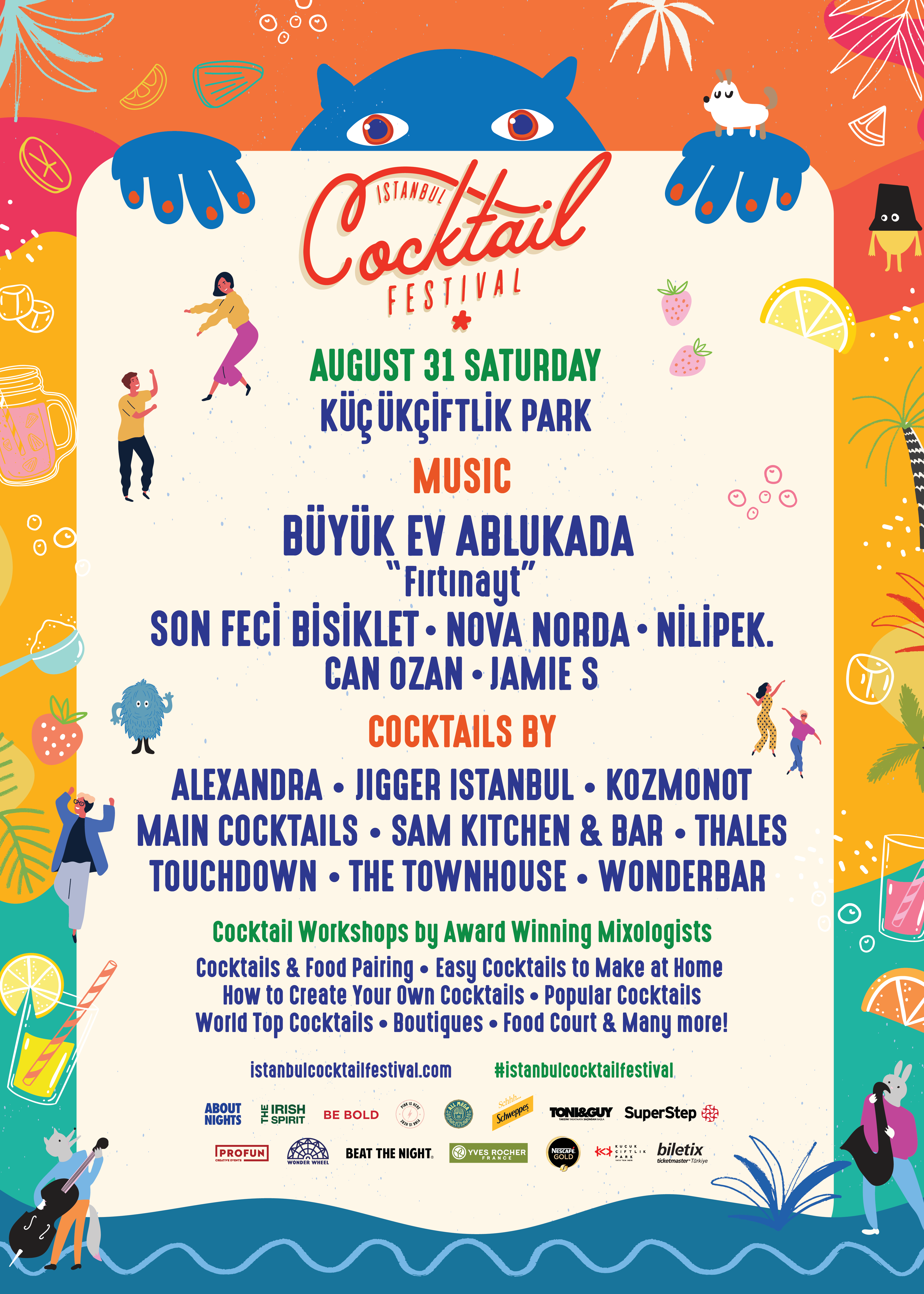 Istanbul Cocktail Festival 2019