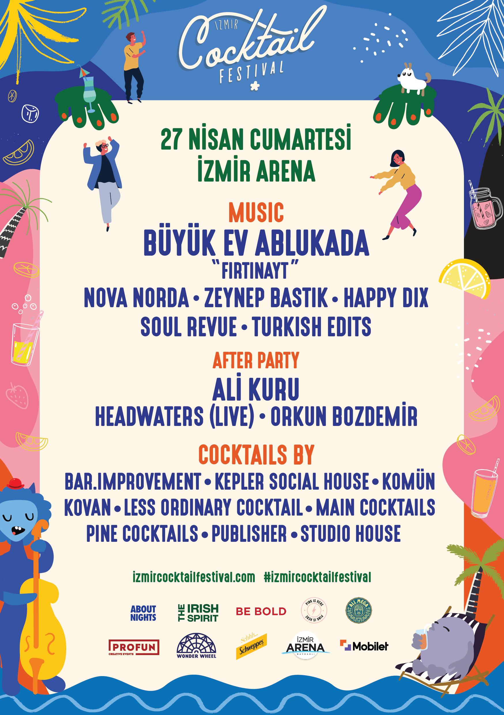 Izmir Cocktail Festival 2019
